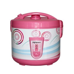 Nippo Electric Rice Cooker 1.8L