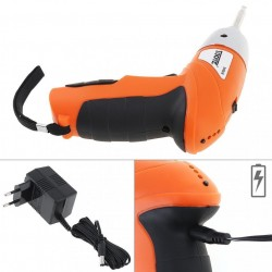 TUOYE 3.6V Rechargeable Battery Electric Screwdriver Set