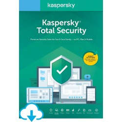 Kaspersky Total Security 2020 | 3 Devices | 1 Year