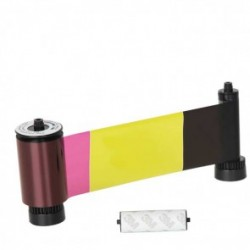 IDP PVC Card Color Ribbon YMCKOK -6 Pannel Color
