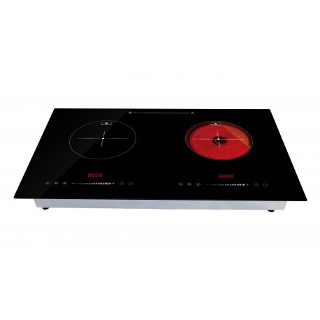 Double Electric Hot Plate Portable Table Top Cooker