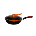 Fry pan with cover 32cm