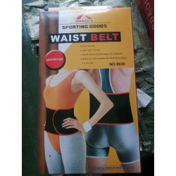 Blue/Red Sporting Waist Belt