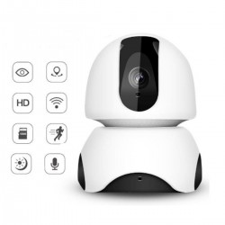 360 EYES WI-FI IP CAMERA 3D NAVIGATION POSITIONING CAMERA