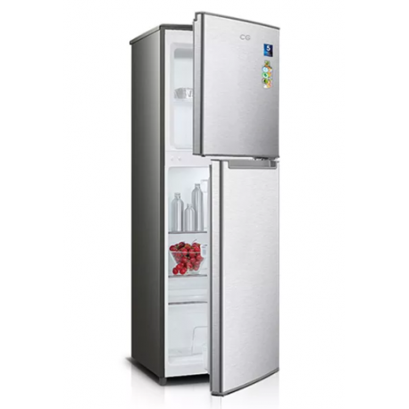 CG Double Door Refrigerator 180 Ltr CGD180P4.DS