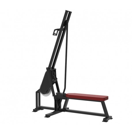 commercial gym fitness rope climbing machine