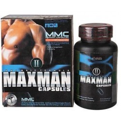 MMC Maxman Penis Enlargement Capsules