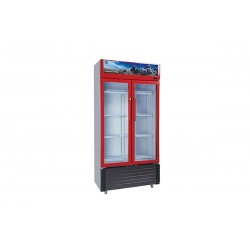 CG Side By Side/ Double Door Showcase CG-5403SC-540 Ltrs