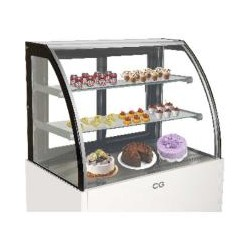 CG Pastry Display Cabinet (CGSCCAKE295/CGSCDISP295)-295Ltr