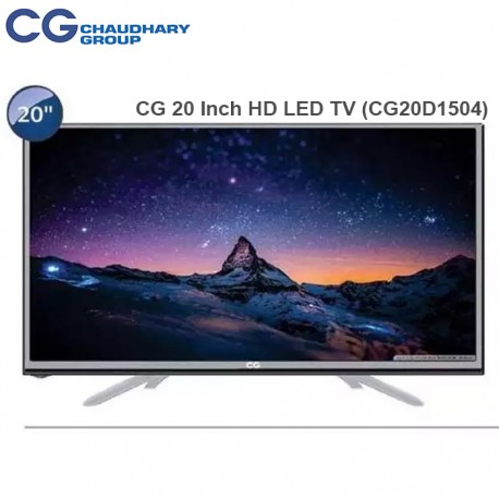 "20"" LED TV - CG20D1504"