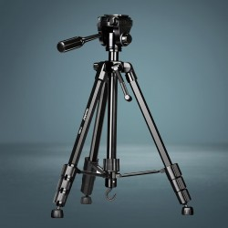 VCT-880 Portable Tripod Stand Aluminum Alloy