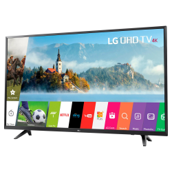 LG UHD 49 '' Smart TV